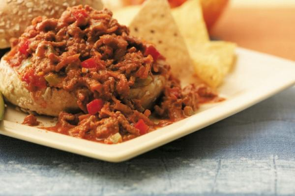 power packed sloppy joes