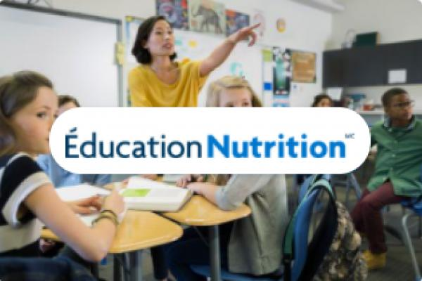 Education Nutrition