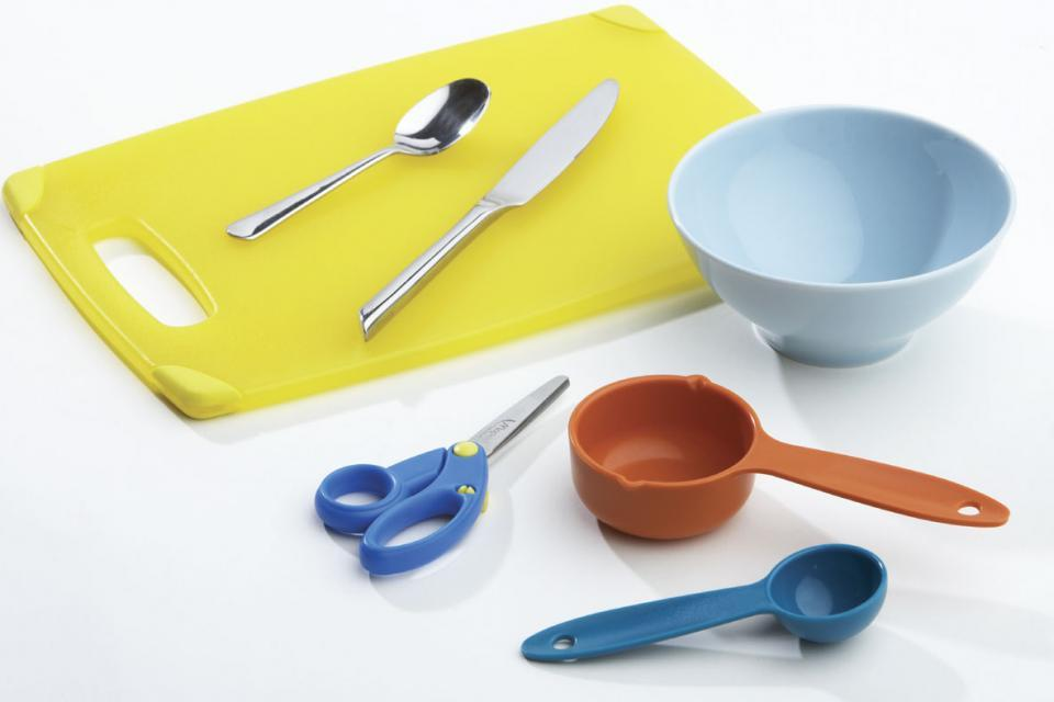Picture of cooking tools