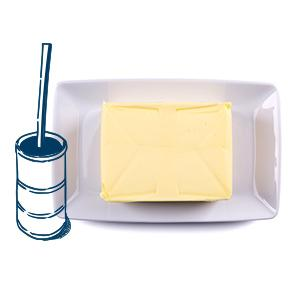cultured butter image FR