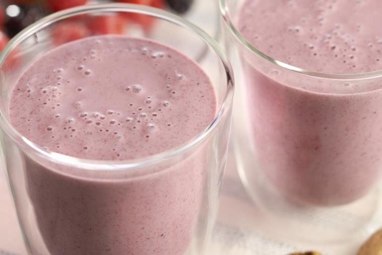 get up and go breakfast smoothie